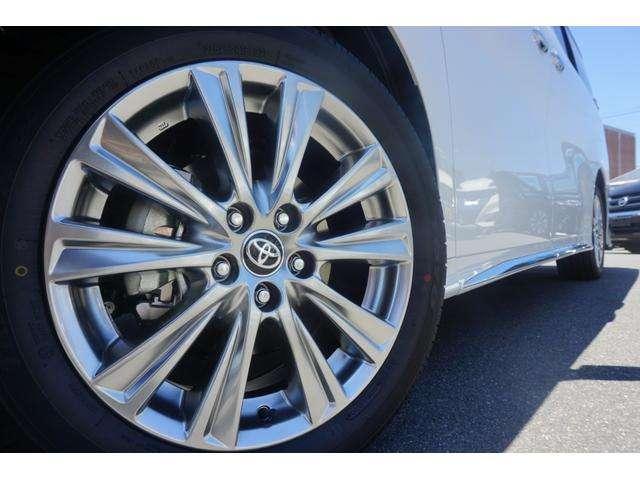 2.5S タイプゴールド 新車・ツインムーンルーフ・両側パワースライドドア・レーダークルーズ・衝突防止ブレーキ・電動リアゲート・純正18インチアルミ・三眼LEDヘッドライト(11枚目)