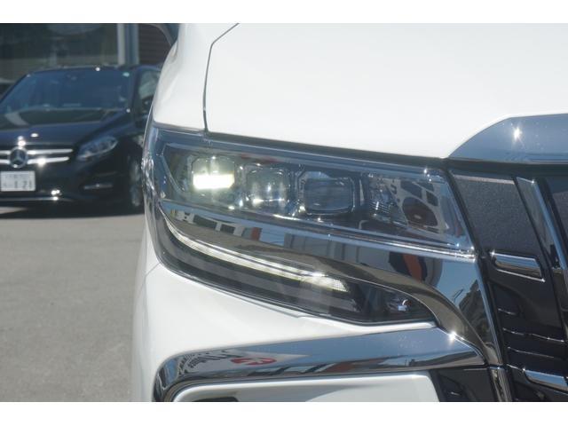 2.5S タイプゴールド 新車・ツインムーンルーフ・両側パワースライドドア・レーダークルーズ・衝突防止ブレーキ・電動リアゲート・純正18インチアルミ・三眼LEDヘッドライト(12枚目)