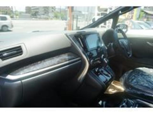 2.5S タイプゴールド 新車・ツインムーンルーフ・両側パワースライドドア・レーダークルーズ・衝突防止ブレーキ・電動リアゲート・純正18インチアルミ・三眼LEDヘッドライト(29枚目)