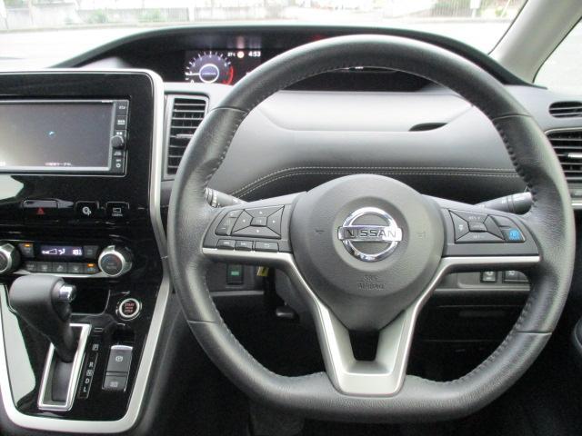 ハイウェイスター VセレクションII 360度カメラ・デジタルインナーミラー・ドラレコ・両側パワースライドドア・LEDヘッドライト・衝突軽減ブレーキ・クルーズコントロール・Bluetooth(12枚目)