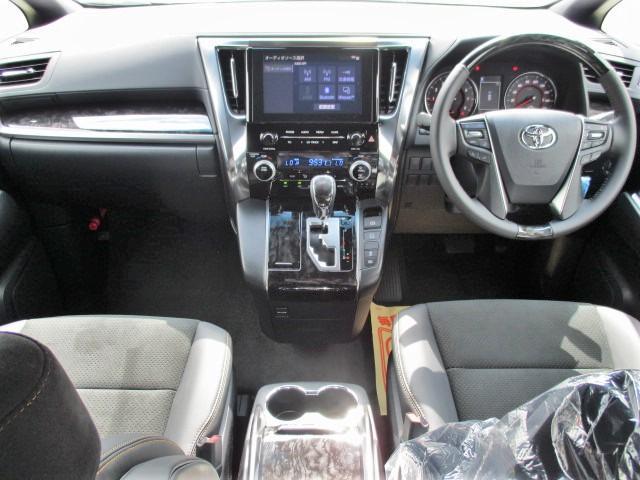 2.5Z ゴールデンアイズ 新車・ツインムーンルーフ・両側パワスラ・レーダークルーズ・クリアランスソナー・衝突軽減ブレーキ・LEDヘッドライト・オートハイビーム・ディスプレイオーディオ・Bluetooth・USB(13枚目)