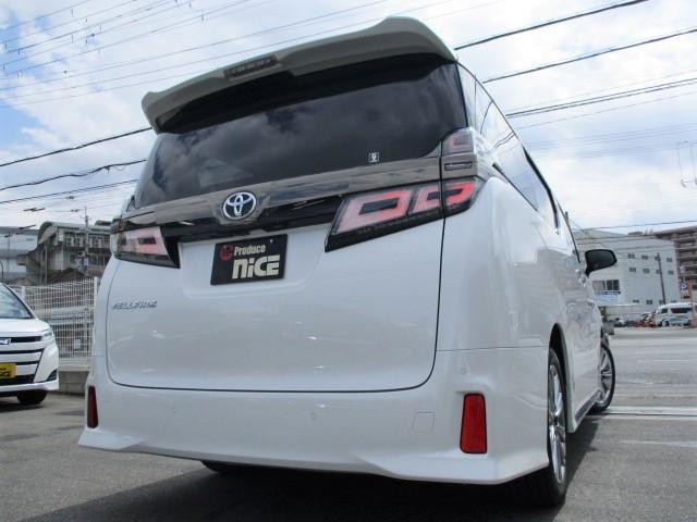 2.5Z ゴールデンアイズ 新車・ツインムーンルーフ・両側パワスラ・レーダークルーズ・クリアランスソナー・衝突軽減ブレーキ・LEDヘッドライト・オートハイビーム・ディスプレイオーディオ・Bluetooth・USB(40枚目)