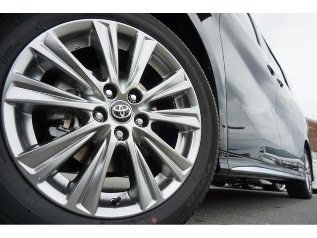 2.5S タイプゴールド 新車・衝突軽減ブレーキ・レーダークルーズ両側パワースライドドア・電動リアゲート・ディスプレイオーディオ・三眼LEDヘッドライト・クリアランスソナーBluetooth・USBソケット18インチAW(12枚目)