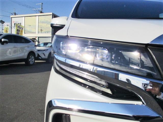 2.5S 新車・ディスプレイオーディオ・トヨタセーフティセンス・LEDヘッドライト・インテリジェントクリアランスソナー・片側パワースライドドア・Bカメラ・Bluetooth(12枚目)