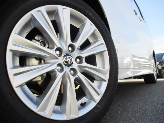 2.5S 新車・両側パワスラ・バックドアイージークローザ・ディスプレイオーディオ・トヨタセーフティセンス・クリアランスソナー・LEDヘッドライト・Bカメラ・Bluetooth(13枚目)