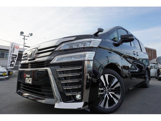 2.5Z Gエディション 新車・ツインムーンルーフ・シートメモリー・衝突軽減ブレーキ・レーダークルーズ・クリアランスソナー・3眼LEDヘッド・両側パワスラ・電動リアゲート・Dオーディオ・Bluetooth(9枚目)