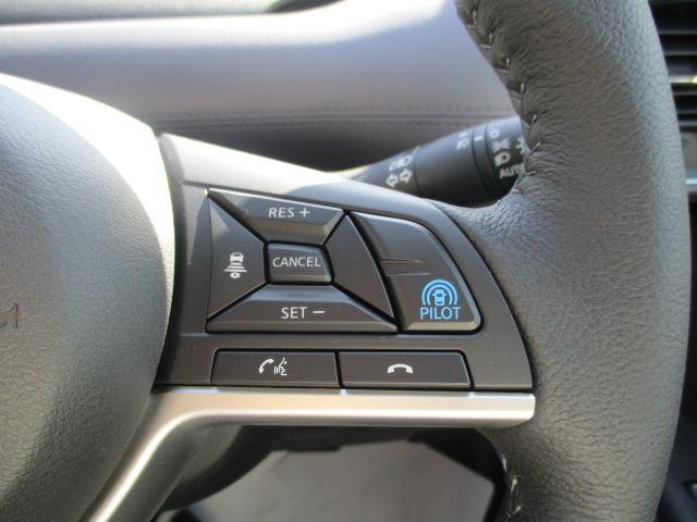 ハイウェイスターV 新車・プロパイロット・アラウンドビューモニター・LEDヘッド・オートクルーズ・リアシートヒーター・オートエアコン・クリアランスソナー・衝突軽減ブレーキ・両側電動スライドドア・16AW(15枚目)