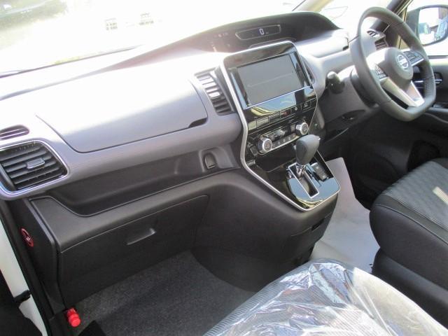 ハイウェイスターV 新車・プロパイロット・アラウンドビューモニター・LEDヘッド・オートクルーズ・リアシートヒーター・オートエアコン・クリアランスソナー・衝突軽減ブレーキ・両側電動スライドドア・16AW(27枚目)