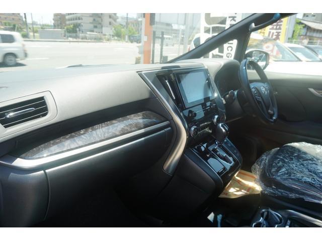 2.5S タイプゴールド 新車・ムーンルーフ・Dオーディオ・Bluetooth・LEDヘッドライト・衝突軽減ブレーキ・レーダークルーズ・インテリジェントクリアランスソナー電動リアゲート・ハーフレザーシート・両側パワスラ(27枚目)