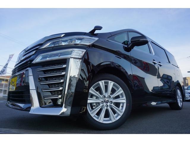 2.5Z 新車・両側電動スライドドア・ディスプレイオーディオ・Bluetooth・LEDヘッドライト・トヨタセーフティーセンス・クリアランスソナー・オートハイビーム・バックカメラ・純正18インチアルミ(36枚目)