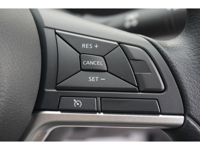 X 登録済未使用車 BSW衝突軽減ブレーキ・クリアランスソナー・オートクルーズ・プッシュスタート・スマートキー・ウインカードアミラーLEDテール・アイドリングストップ・両側スライド(17枚目)