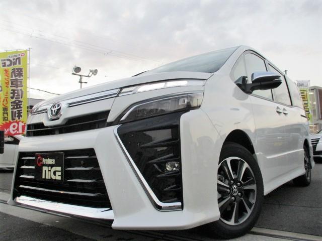 ZS 煌III 新車 トヨタセーフティセンス・クリアランスソナー・レーンキープ・LEDヘッド・オートハイビーム・USBソケット・ナノイー搭載・ハーフレザーシート・両側パワスラ・オートクルーズ(7枚目)