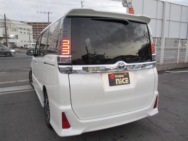 ZS 煌III 新車 トヨタセーフティセンス・クリアランスソナー・レーンキープ・LEDヘッド・オートハイビーム・USBソケット・ナノイー搭載・ハーフレザーシート・両側パワスラ・オートクルーズ(9枚目)