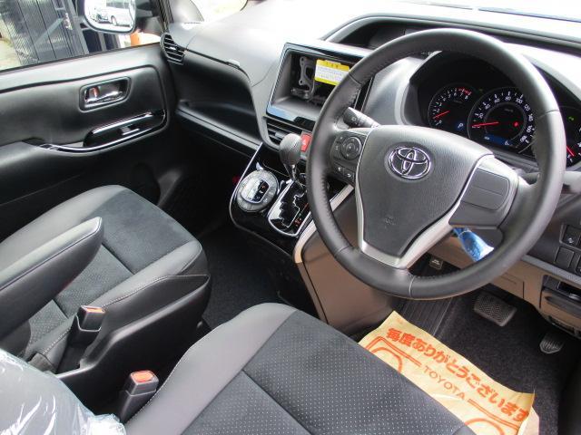 ZS 煌III 新車 トヨタセーフティセンス・クリアランスソナー・レーンキープ・LEDヘッド・オートハイビーム・USBソケット・ナノイー搭載・ハーフレザーシート・両側パワスラ・オートクルーズ(24枚目)