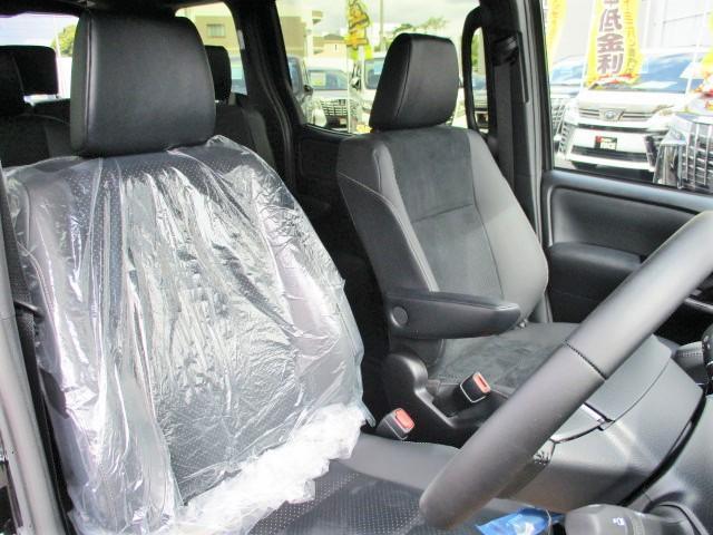 ZS 煌III 新車 トヨタセーフティセンス・クリアランスソナー・レーンキープ・LEDヘッド・オートハイビーム・USBソケット・ナノイー搭載・ハーフレザーシート・両側パワスラ・オートクルーズ(25枚目)