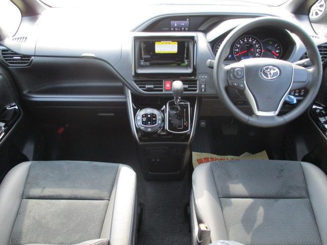 ZS 煌III 新車 トヨタセーフティセンス・クリアランスソナー・レーンキープ・LEDヘッド・オートハイビーム・USBソケット・ナノイー搭載・ハーフレザーシート・両側パワスラ・オートクルーズ(29枚目)
