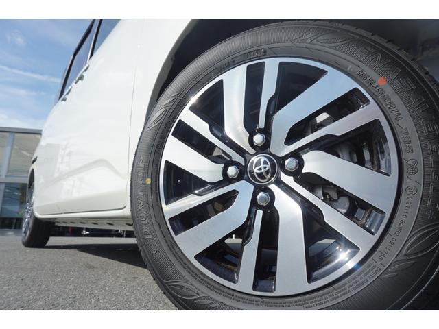カスタムG 新車・安全ブレーキ・ソナー・クルコン・シートヒーター・両側パワスラ・スマートキー・LEDヘッド・電動パーキングブレーキ・シートバックテーブル・アイドリングストップ14AW(11枚目)
