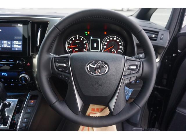 2.5S タイプゴールドII 新車・ムーンルーフ・Dオーディオ・Bluetooth・二眼LED・衝突軽減ブレーキ・バックカメラ・レーダークルーズ・クリアランスソナー・電動リアゲート・ハーフレザーシート・両側パワスラ(14枚目)