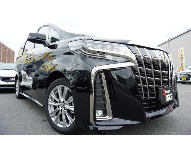 2.5S タイプゴールドII 新車・セーフティセンス・衝突軽減ブレーキ・パワーバックドア・専用18インチアルミ・シーケンシャルウィンカー三眼LED・両側パワスラ・ハーフレザー(10枚目)