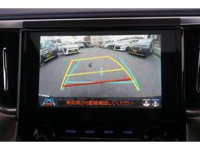 2.5S タイプゴールドII 新車・ムーンルーフ・後席モニター・デジタルインナーミラー・ディスプレイオーディオ・Bluetooth・三眼LED・衝突軽減ブレーキ・バックカメラ・レーダークルーズ・電動リアゲート・ハーフレザーシート(18枚目)