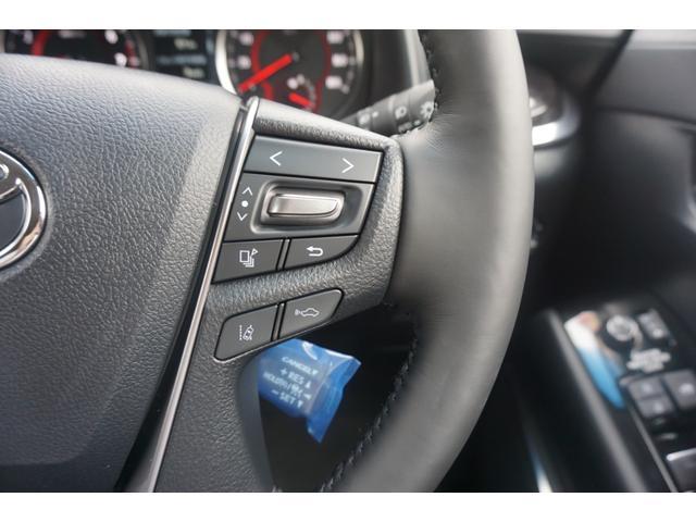 2.5S Cパッケージ 新車・シグネチャー付きモデリスタエアロ・ツインムーンルーフ・ディスプレイオーディオ・三眼LEDヘッド・シートメモリー・オートハイビーム・衝突防止ブレーキ・シートヒーター(21枚目)
