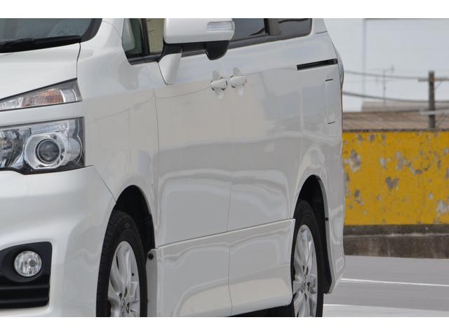 トヨタ ヴォクシー ZS 1オーナーSDナビ 地デジ Bカメラ Pスタート