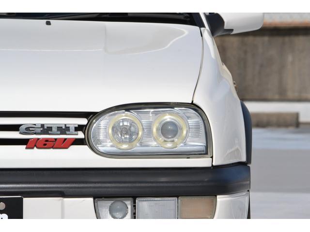 GTI 16V マフラー ビルシュタイン 内外装美車(7枚目)