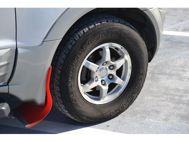 「三菱」「パジェロ」「SUV・クロカン」「京都府」の中古車11