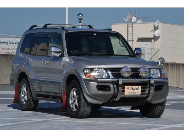 「三菱」「パジェロ」「SUV・クロカン」「京都府」の中古車21