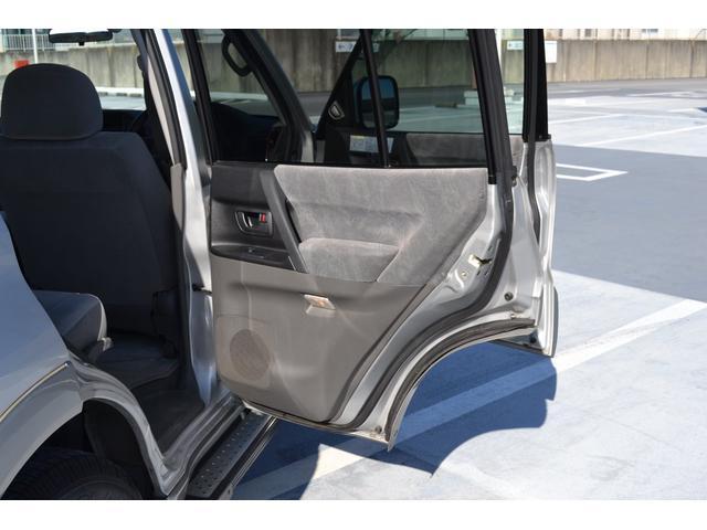 「三菱」「パジェロ」「SUV・クロカン」「京都府」の中古車41