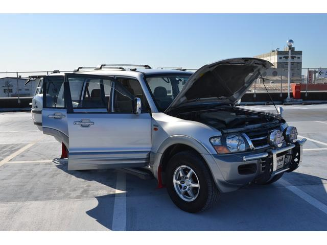 「三菱」「パジェロ」「SUV・クロカン」「京都府」の中古車70