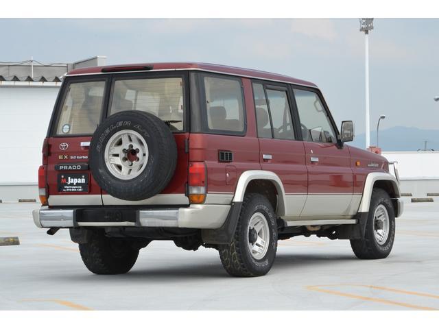 「トヨタ」「ランドクルーザープラド」「SUV・クロカン」「京都府」の中古車10