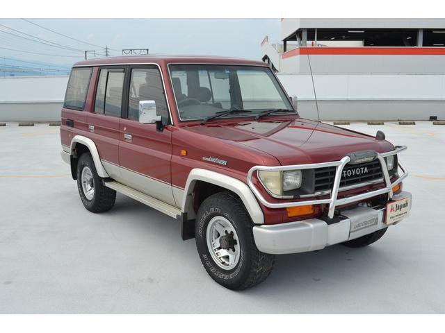 「トヨタ」「ランドクルーザープラド」「SUV・クロカン」「京都府」の中古車27