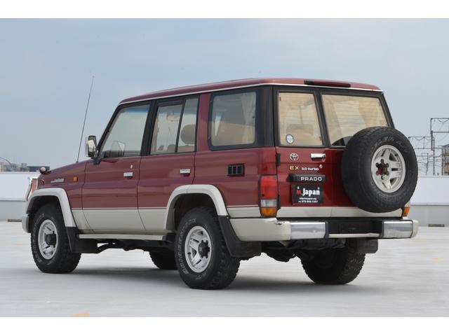 「トヨタ」「ランドクルーザープラド」「SUV・クロカン」「京都府」の中古車30