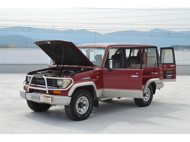 「トヨタ」「ランドクルーザープラド」「SUV・クロカン」「京都府」の中古車78