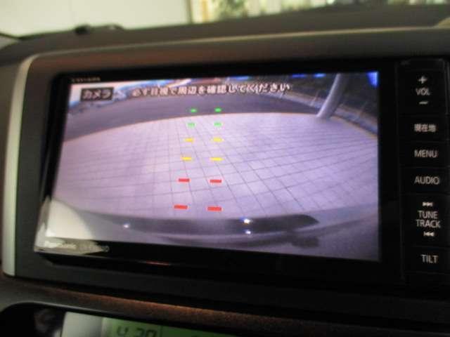 トヨタ ウィッシュ 1.8 S バックモニター ETC
