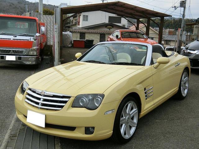 「クライスラー」「クライスラークロスファイア」「オープンカー」「奈良県」の中古車5