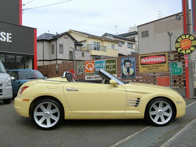 「クライスラー」「クライスラークロスファイア」「オープンカー」「奈良県」の中古車6