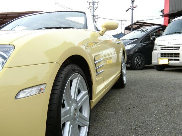 「クライスラー」「クライスラークロスファイア」「オープンカー」「奈良県」の中古車12