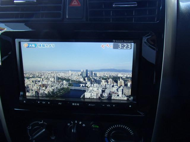 ランドベンチャー ビルシュタイン足回り 外品HID 12セグナビTV ETC レザー調シート(19枚目)