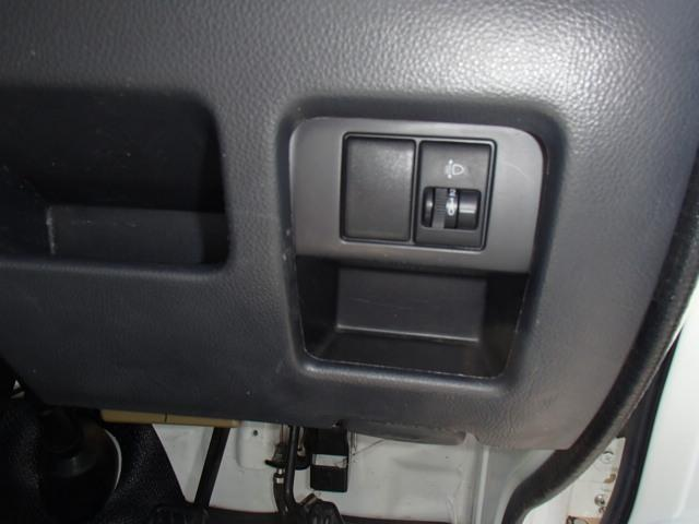 FCエアコン・パワステ農繁仕様 4WD デフロック付き 農繁使用ショートホイルベース エアコン パワステ(20枚目)
