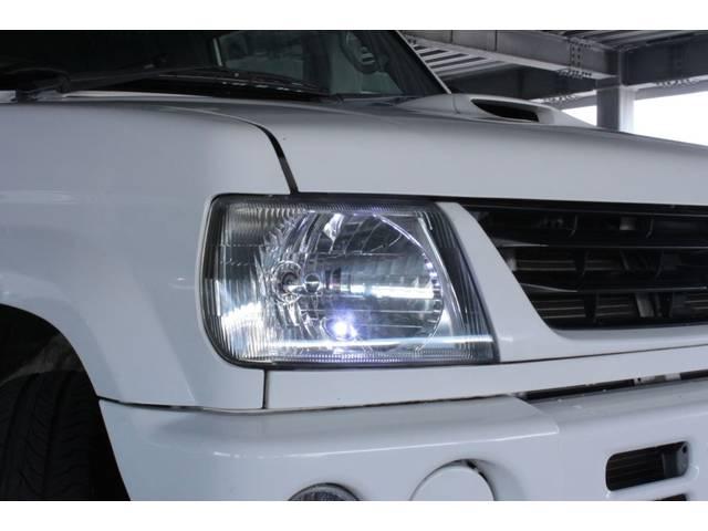 三菱 パジェロミニ VRインタークーラーターボ地デジナビ