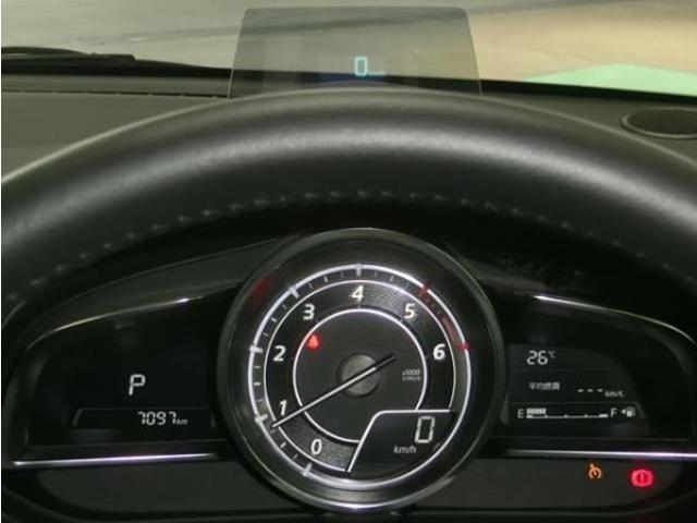 マツダ デミオ XD ツーリング ディーゼルターボ ブレーキサポート ナビ