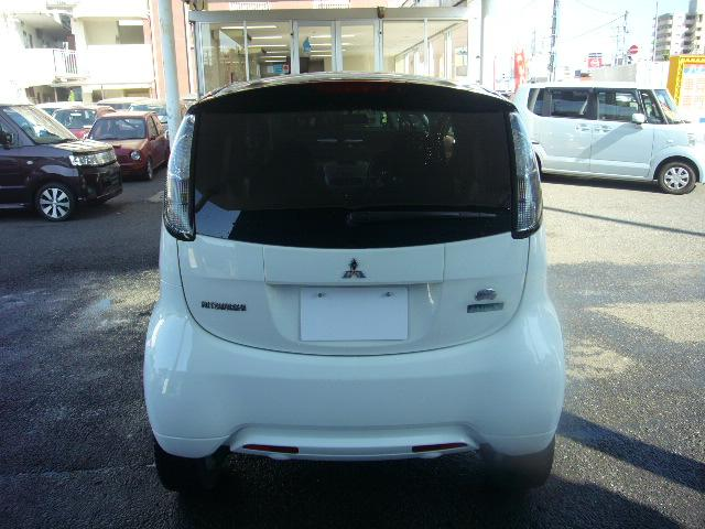三菱 アイミーブ ベースグレード スマートキー 電気自動車
