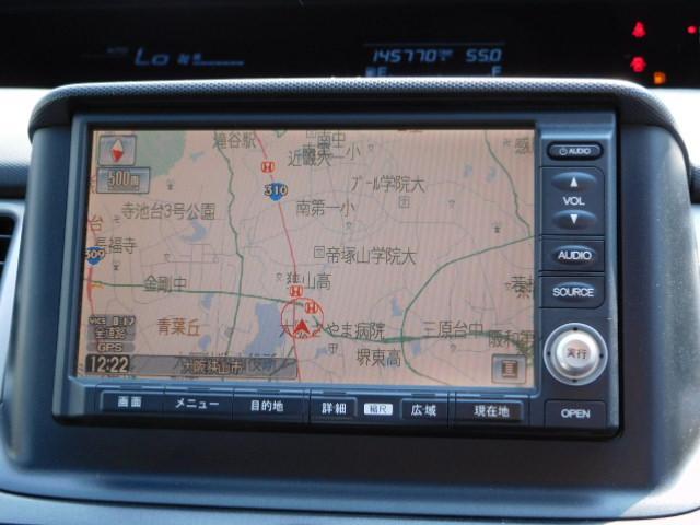 ホンダ ステップワゴン スパーダS Z HDDナビパッケージ フルセグ ETC