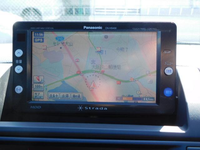 マツダ アテンザスポーツ 23Z HDDナビ フルセグ 社外マフラー ETC