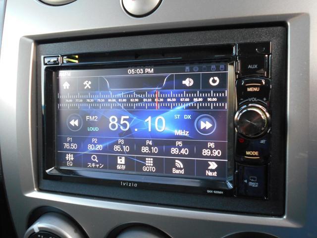 マツダ ベリーサ ベースグレード モニターオーディオ DVD再生 車高調