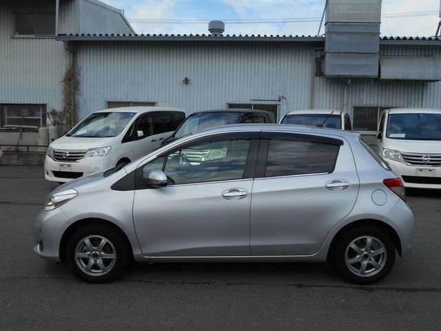 「トヨタ」「ヴィッツ」「コンパクトカー」「大阪府」の中古車8