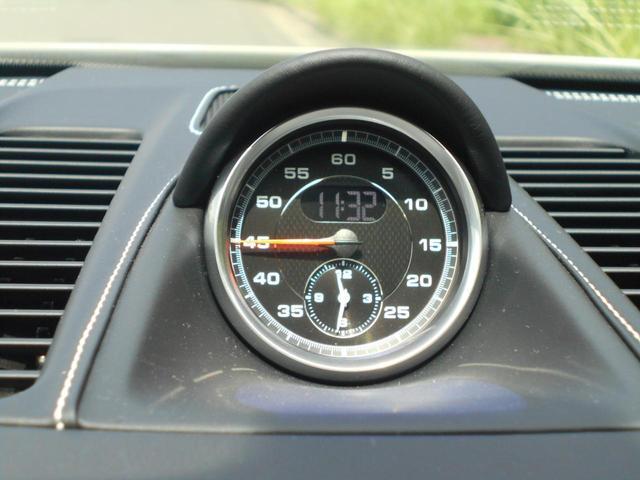 911カレラGTS 左ハンドル PCCBセラミックブレーキ スポーツクロノPKG アダプティブスポーツシート・スポーツシートプラス(18ウェイ) インテリアライトPKG PASM 20インチアルミ Fバンパーフィルム(28枚目)