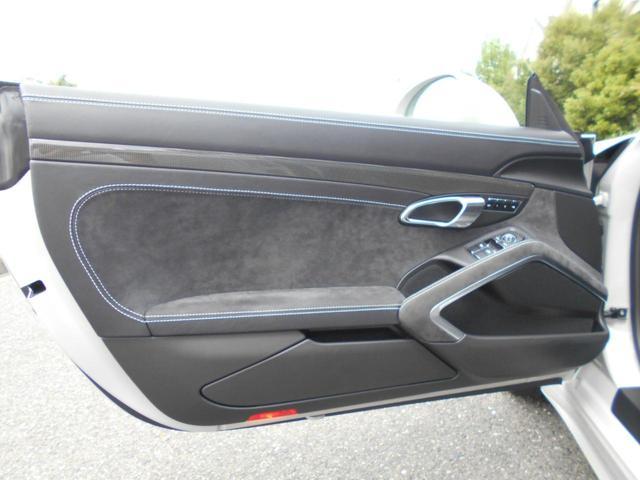 911カレラGTS 左ハンドル PCCBセラミックブレーキ スポーツクロノPKG アダプティブスポーツシート・スポーツシートプラス(18ウェイ) インテリアライトPKG PASM 20インチアルミ Fバンパーフィルム(33枚目)